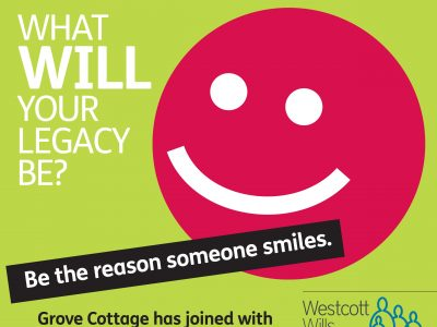 Write your Will and support Grove Cottage