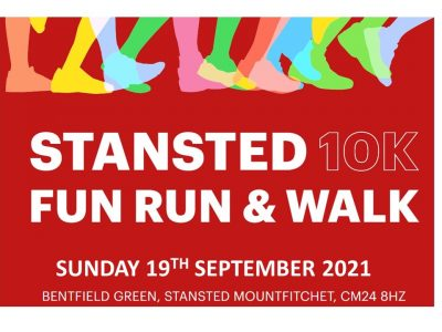 Stansted 10K Fun Run and Walk